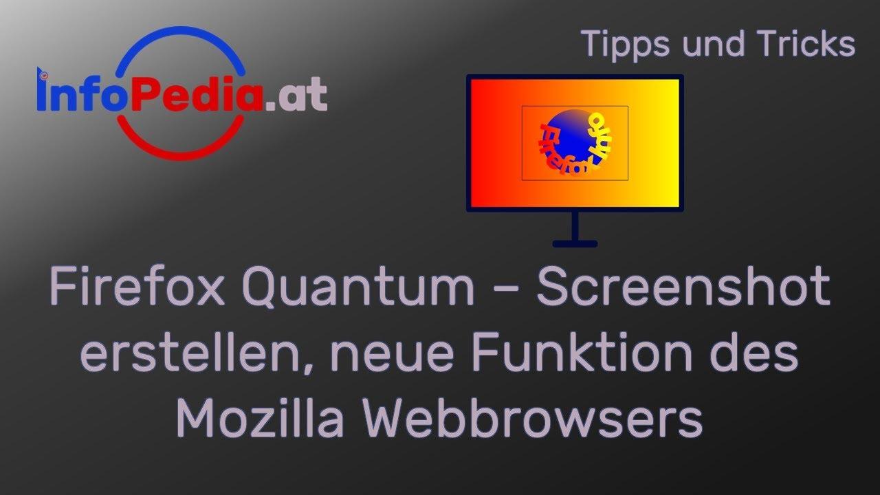 Firefox Quantum Deutsch