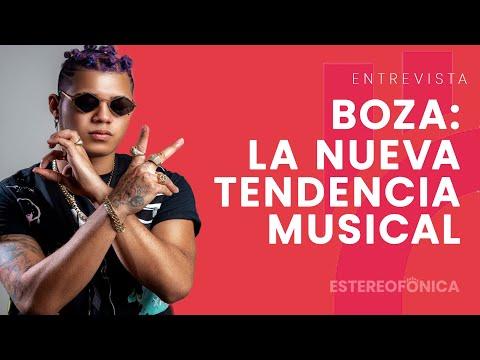Hablamos con Boza, la nueva tendencia musical desde Panamá