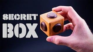 A UNIQUE Secret Box, and how to open it!!