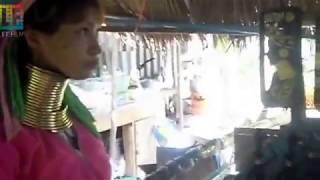 Делёшка женщины в деревне