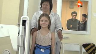 Новый рентгенаппарат в детской поликлинике Йошкар-Олы(Самым современным оборудованием будет оснащена детская поликлиника, открывшаяся недавно в реконструирова..., 2015-04-22T16:10:23.000Z)
