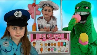 Alika Pretend Play Ice cream shop by GLOBIKI