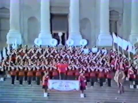 PCHS Band Washington DC Trip - January 1977 - Part 1
