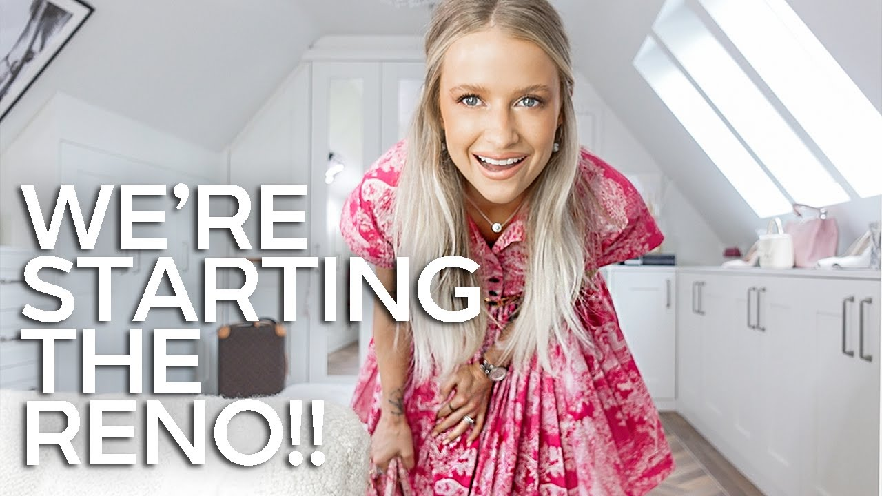 Garden Renovation is FINALLY starting! | Inthefrow