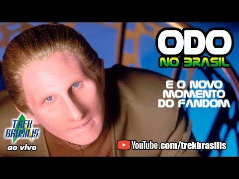 TB ao VIVO: Odo (René Auberjonois) no Brasil e o novo momento do fandom