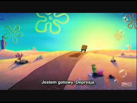 I'm ready, depression - Spongebob