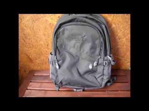 0c46de1e64 EDC Rucksack /Backpack - Jack Wolfskin Dayton - YouTube