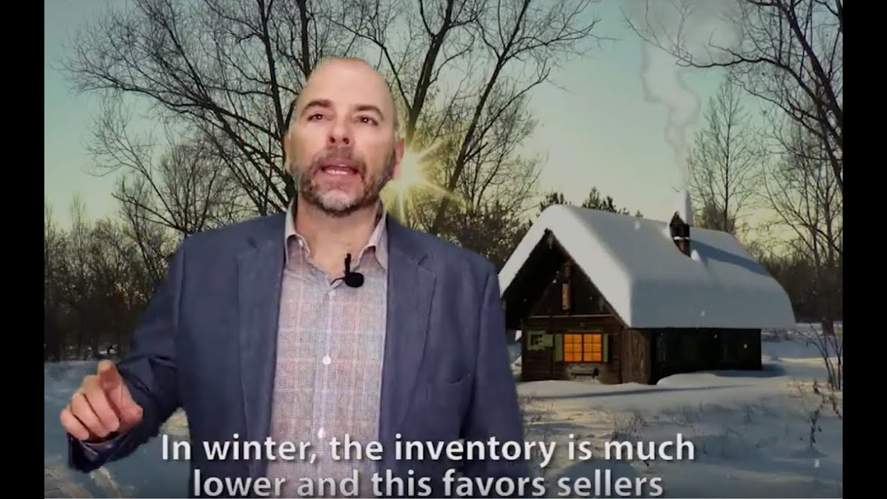 Five Tips for Winterizing Your Home for Sale