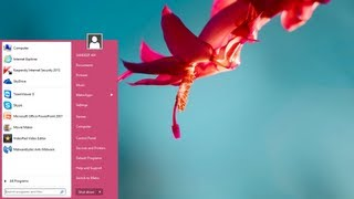 How to Add  Start Menu in Windows 8, get your start button back (the best One)