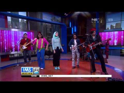 Penampilan Jiung Menyanyikan Lagu Hujan Gerimis - IMS