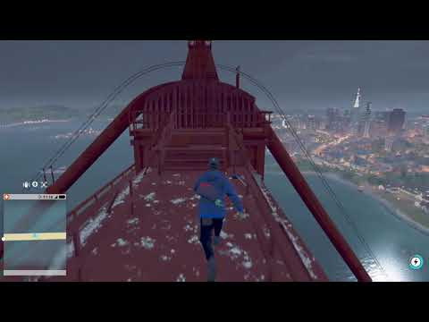THE GOLDEN GATE BRIDGE | WATCHDOGS 2