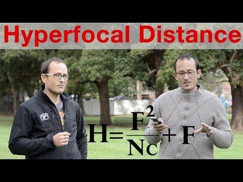Nerd Talk - Hyperfocal Distance explained