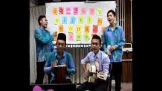 Lagu Abjad,Membina Suku Kata, dan ayat mudah - TragizZ Gang