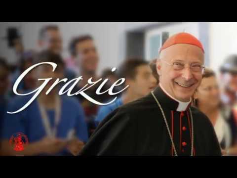 Cardinale Bagnasco: il grazie della Diocesi per i suoi 14 anni di  Episcopato a Genova - YouTube