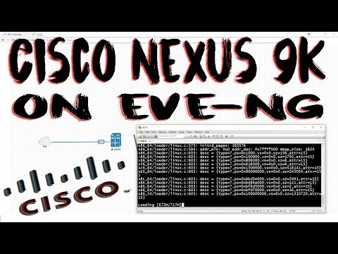 How to Install and Configure Cisco Nexus OS Switch - YouTube