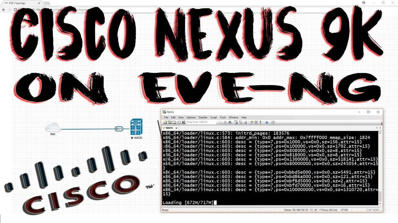 How to Install and Configure Cisco Nexus OS Switch