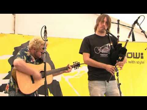 Piping Live! - Ross Ainslie and Ali Hutton talk treachery.
