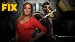 Mankind Divided Delayed & Players Idle in Fallout 4 Vault - IGN Daily Fix