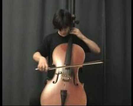 3 Strophes Sur Le Nom De Sacher (Cello Solo)