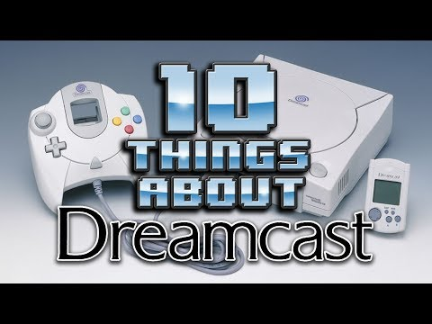 10 Things About Dreamcast