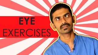 Eye Strain & Vision: Improve Vision With Easy Eye Exercises