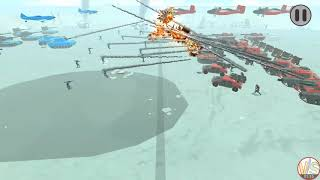 Army Battle Simulator Level 58 Solution Gameplay screenshot 4