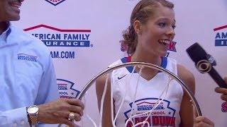 hs slam dunk 3 point championships   amfam