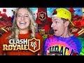DEE WAT DOE JE NOU?? - Clash Royale #5