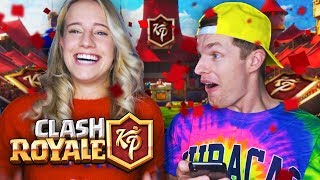 DEE WAT DOE JE NOU?? - Clash Royale #5
