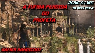 RISE OF THE TOMB RAIDER #2 TUMBA DO PROFETA NO XBOX ONE S