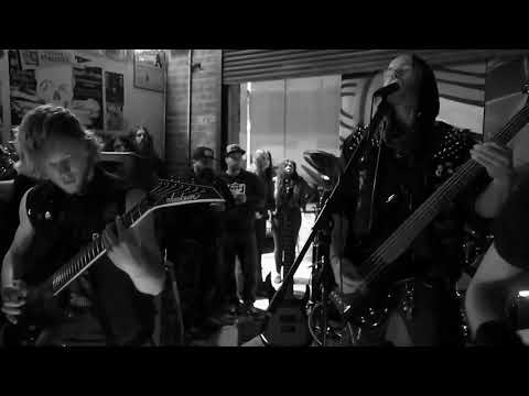 Dearth (1st show) live @ Independent Brewing Co, Oakland CA 2017-12-2 \m/