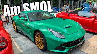 SMOL BOI   Factory Green Ferrari F12