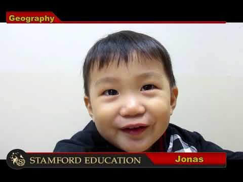Stamford Education Jonas Ho Contient Song