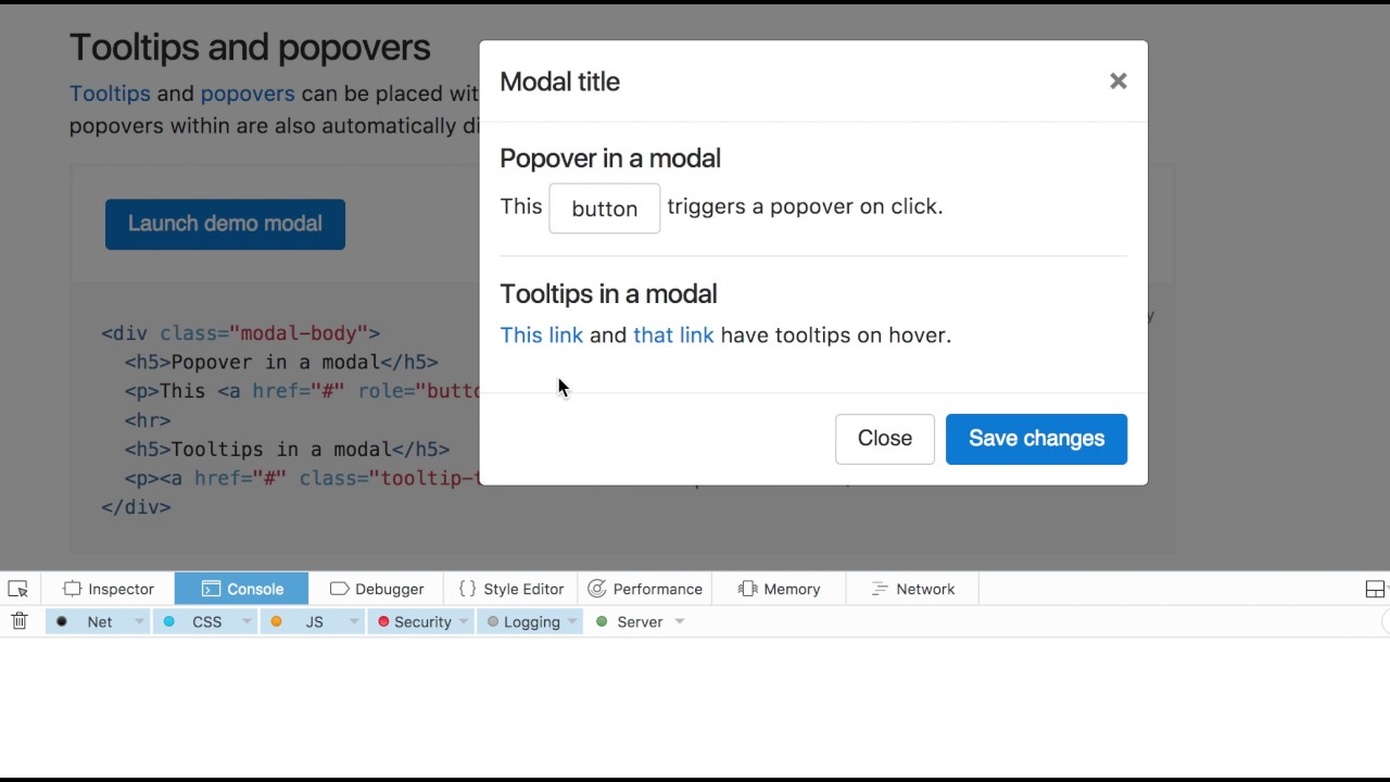 Bootstrap 4 modal | Day 14: Bootstrap 4 Modals Tutorial and