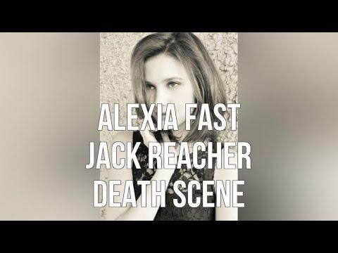 Alexia Fast Jack Reacher Death