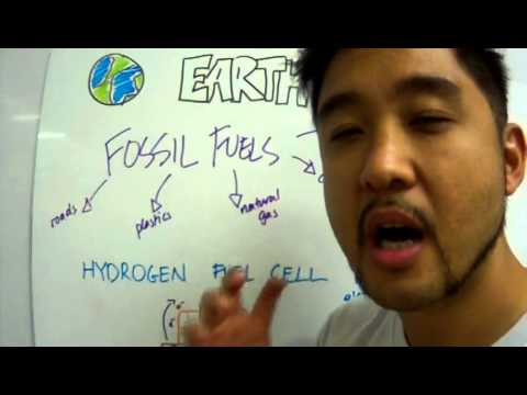 IGCSE Chemistry Planet Earth Lesson 6: Hydrogen as a Fuel