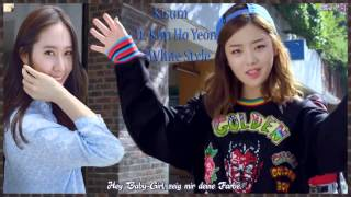 Download Mp3 Kisum Ft. Kim Ho Yeon -  #white Style  #화이트 스타일  Mv Hd K-pop  German Sub