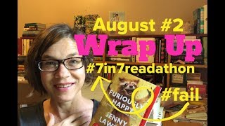 August Wrap Up #2