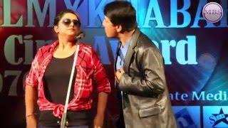 Deepa shree & Deepak Raj Giri Funny Stage Show