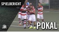 FC Süderelbe - Altona 93 (2. Runde, Pokal)
