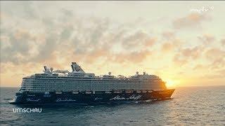 Die besten Kreuzfahrtschiffe (Reportage 2018)