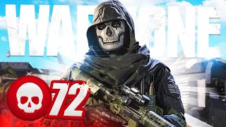72 KILL GAME in CoD Warzone SEASON 3 (Battle Royale)