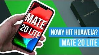 Huawei Mate 20 Lite - Recenzja - Lepszy od P20 Lite? / Mobileo [PL]