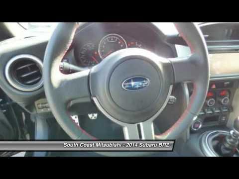 2014 Subaru BRZ LIMITED Costa Mesa CA 92626