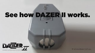 Dazer Ii - Stop Barking Dogs