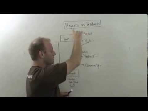 The Cloudcast - OpenSource Projects vs Products - Whiteboard
