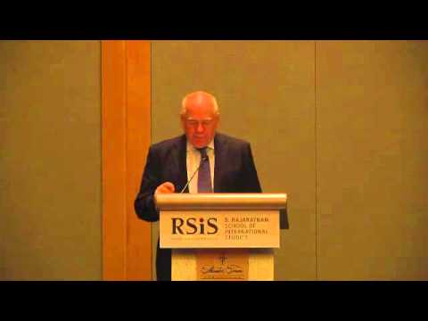 The S. T. Lee Distinguished Annual Lecture by Professor Sir Lawrence Freedman