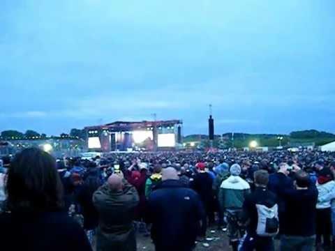 War Pigs - Black Sabbath @ Download 2012