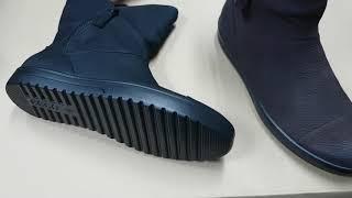 Обзор женских ботинок ECCO FARA