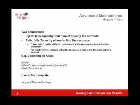 40. Advanced Mechanisms : Assets